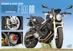 Rösner & Rose-BMW F 800 RR