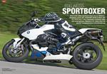 Edelweiss HP2 Sport und R 1200 S
