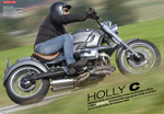 Holly W.-BMW R 1200 C