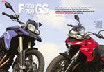 Aufgewertet - GS 700 und 800