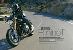 Test BMW R nineT