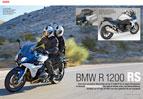 Neue BMW R 1200 RS