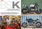 Britische K100-Racer: BSK Speedworks