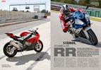 Test der neuen BMW S 1000 RR und des Superbikes vom TT-Gewinner Michael Dunlop