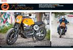 Race Cafe-BMW K 100 aus Rom