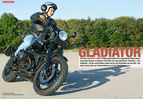 Gladiator: Vierventil-GS-Umbau