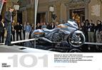 Studie BMW Concept 101 mit dem Sechszylinder-Reihenmotor