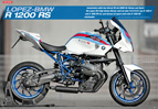 RS wie Rennsport: Lopez-R 1200 RS