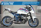 RS wie Rennsport: Lopez-R 1200 RS