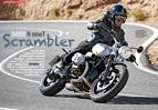 Die neue Scrambler-BMW auf Basis der R nineT
