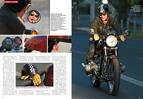 Lady aus Berlin: unterwegs mit schmucker R 100 RS