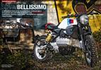 Scrambler mit Drei- und Vierzylinder-K-Motor von Unitgarage aus Italien