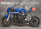 XTR aus Madrid: sportlicher BMW F 800-Umbau