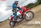 Eigenbau auf den Spuren von Gaston Rahier: MTS-HPN-Rallye-Replika