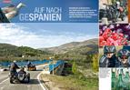 Gespann-Tour: mit drei Dreirädern nach Spanien