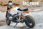BMW-Design-Entwurf Lac Rose im Stil der Dakar-Renner