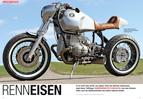Kraftrad-Nöda-BMW R 100: Renneisen aus Thüringen