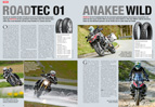 neue Reifen getestet: Michelin Anakee Wild, Metzeler Roadtec 01 und Sportec Klassik im Dauertest