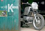 """BMW K 75 als """"Krosser"""": Dreizylinder-Enduro-Umbau"""