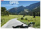 Mit der BMW K 1600 LT in den Dolomiten auf Tour