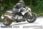 Nachwuchs-Roadster: neue BMW G 310 R