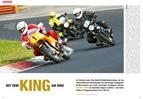 Helmut Dähne und seine TT-Siegermaschine auf dem Nürburgring