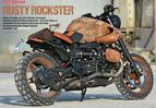 Scrambler-Spezial: Rusty Rockster R 1150 R von RSM