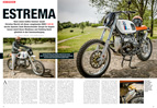 R 80 GS-Estrema Dakar: italienischer Schick
